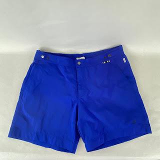 DANWARD NEW Blue Swim Trunk
