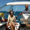 ARCACHON - HENDAYE : le 17 juillet 2010 avec Geneviève, JC, Fred et Sophie. ____________________________
