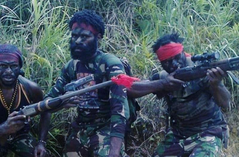 KKB Kembali Beraksi Tembak Dua Warga Papua