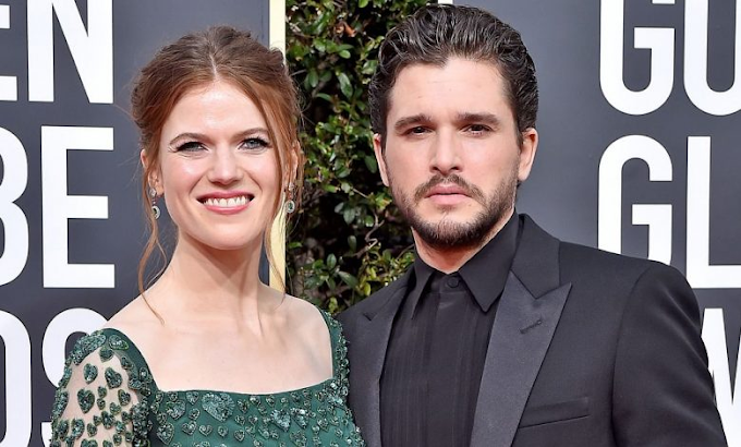 Game Of Thrones Stars Rose Leslie And Kit Harington Welcome First Child, A Baby Boy (Photo)