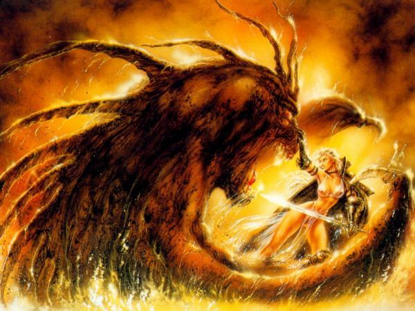 Beast Attackes The Beauty, Mystery