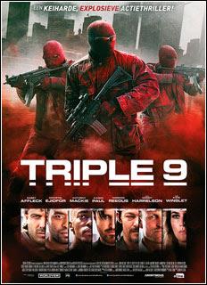 Download - Triplo 9 - Policia em Poder da Máfia (2016) Torrent BRRip Blu-Ray 720p / 1080p Dual Áudio