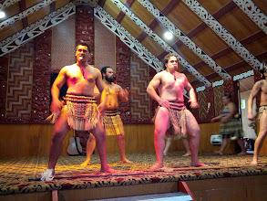 Photo: Maori Warrior Faces