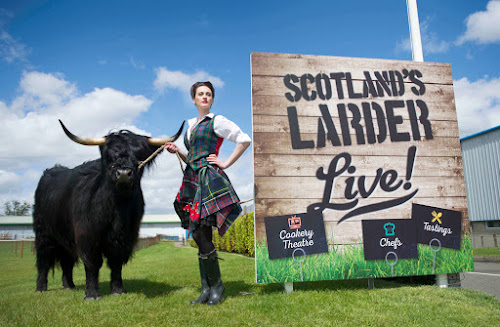Royal Highland Show, Scotland's Larder Live, Gerry's Kitchen, Food Blog