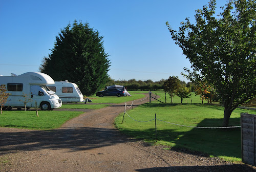 Camping  at  Range And Golf Centre campsite