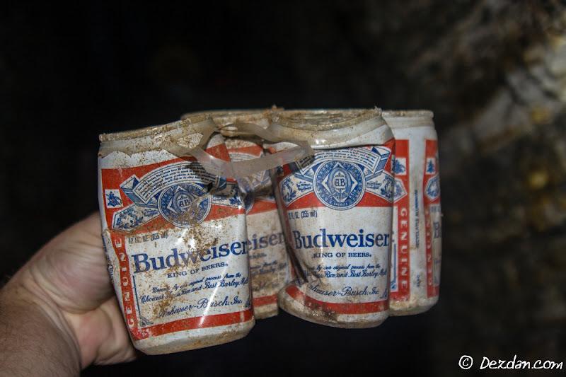 Ah, some vintage Budweiser!