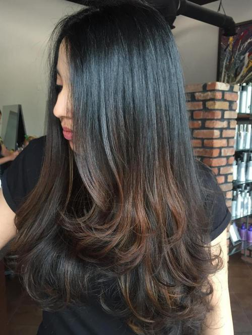Cuts And Styles For Long Thick Hair 2018 Fashionre