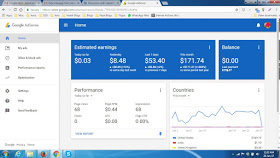 HOW TO INCREASE YOUR ADSENSE EARNING 1