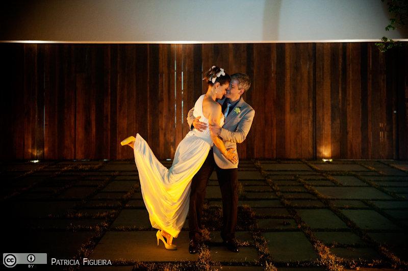 Foto de casamento 1014 de Karina e Luiz. Marcações: 30/10/2010, Casamento Karina e Luiz, Rio de Janeiro.