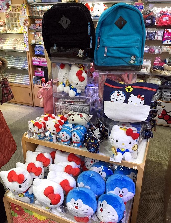 13 東京 原宿 表參道 KiddyLand 卡娜赫拉的小動物 PP助與兔兔 史努比 Snoopy Hello Kitty 龍貓 Totoro 拉拉熊 Rilakkuma 迪士尼 Disney