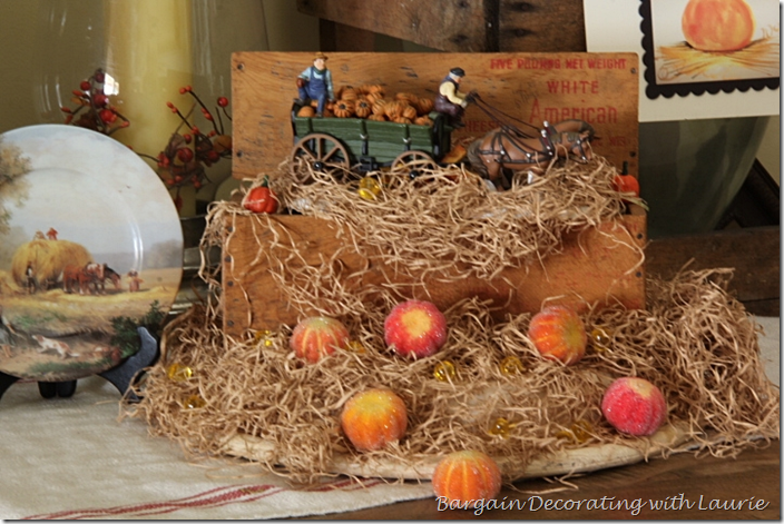 Fall Vignette-Pumpkin Farmer