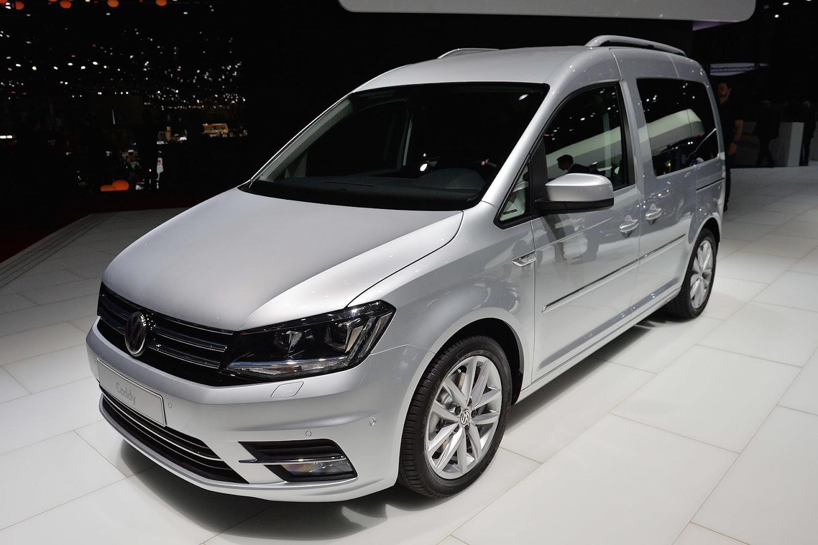 2015 VW Caddy ülkemizde satışa sunuldu - fiyat listesi ...