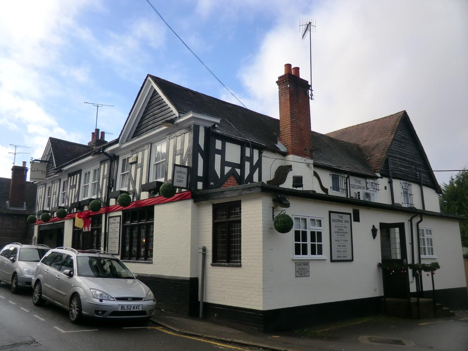 CIMG5136 The George Inn, Old Oxted