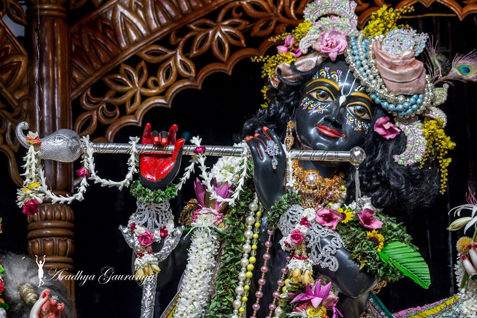 ISKCON Mayapur  Deity Darshan 22 July 2016 (7)