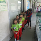 Field Trip  to Super Market (Jr. KG. R.C. Vyas)17.07.2017