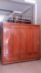 Tủ quần áo gỗ MS-202