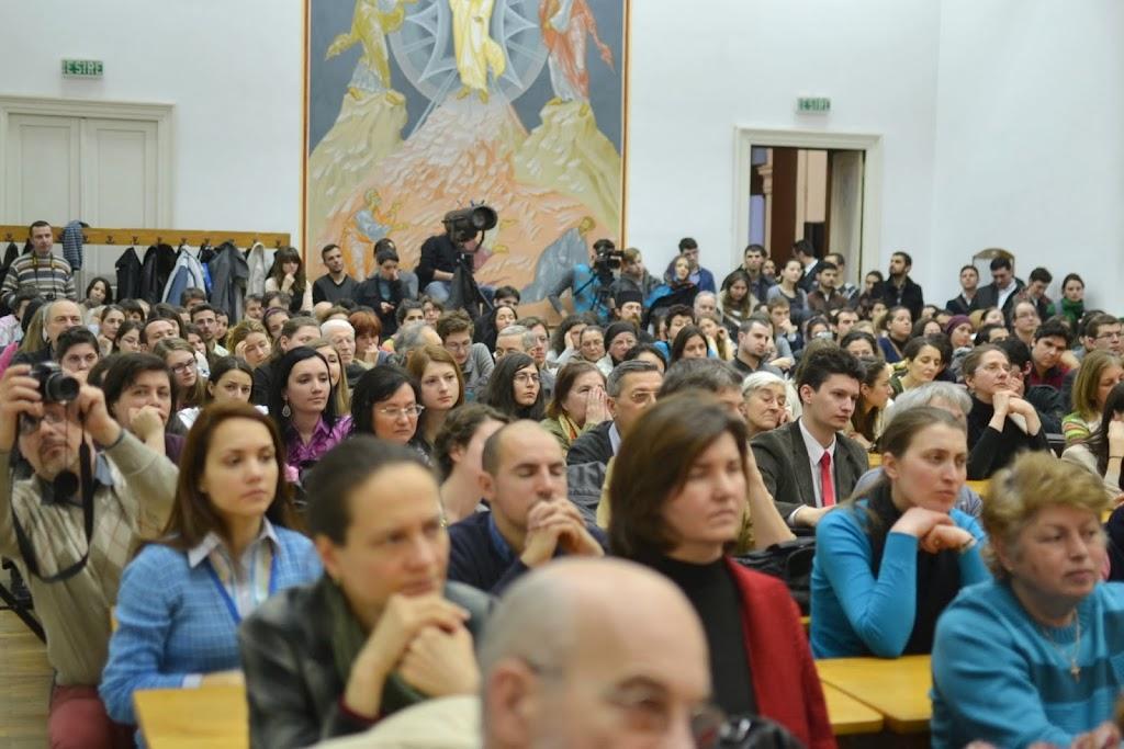 Seara cultural duhorvniceasca la FTOUB 172