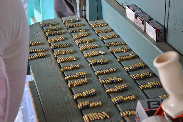 Ammo in groups of 10
