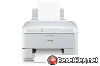 Epson WorkForce WP-4090 Waste Ink Counter Reset Key
