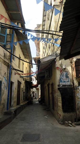 Stone Town Street 2