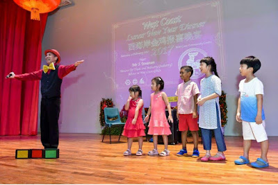 Children's entertainer in Singapore | Jimmy Juggler