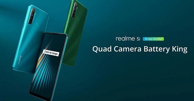 Realme 5i Overview