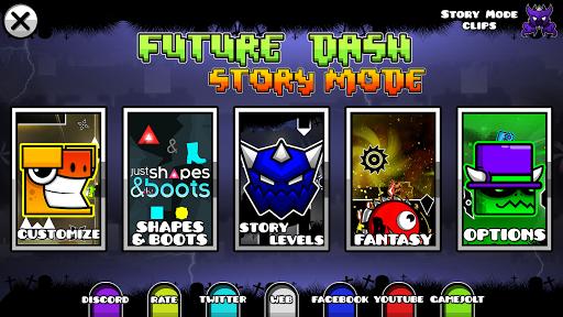 Geometry Story Mode 2.2  captures d'écran 6