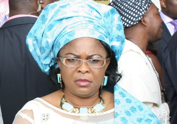 Why EFCC is after Patience Jonathan - Presidency reveals