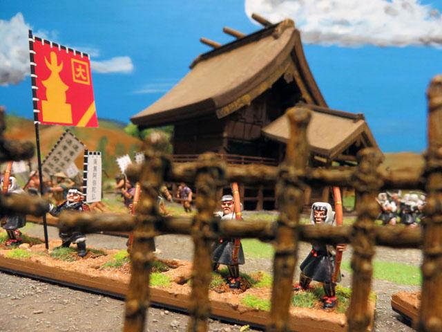 [SENGOKU JIDAI] Mes décors ! / MàJ : le sanctuaire assiégé ! - Page 3 Shrine5