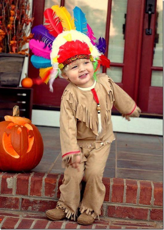 disfraz de indio (4)