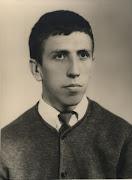 Фотография из альбома выпускников, 1971 г.