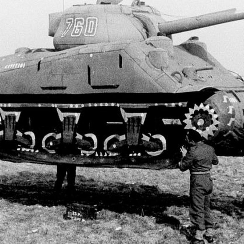 The Ghost Army That Duped The Nazis
