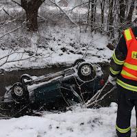 Kašava: při sérii dopravních nehod asistovali hasiči foto HZSZK
