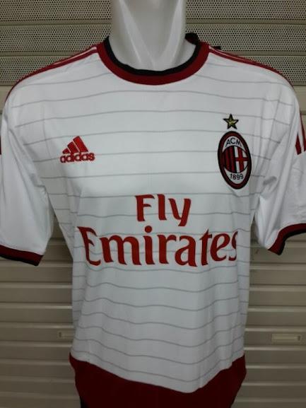 Jual Jersey AC Milan Away 2014-2015