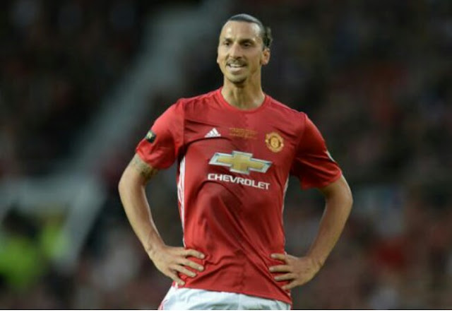 Manchester United set to resign Ibrahimovic