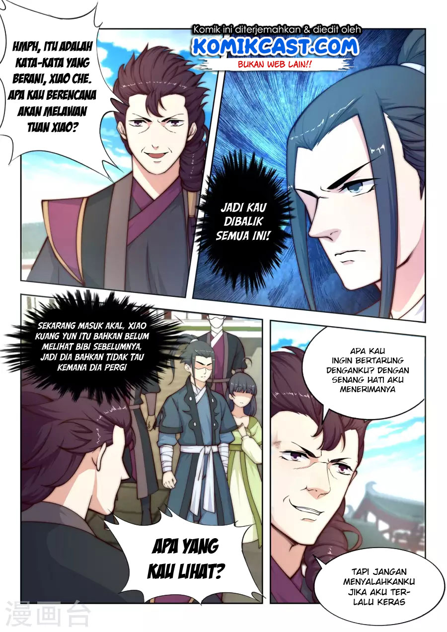 Against the Gods Chapter 18