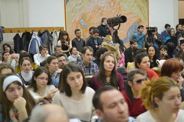 Seara cultural duhorvniceasca la FTOUB 164