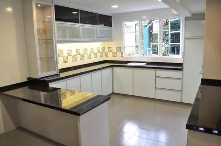 Contoh Rekabentuk Kabinet Dapur