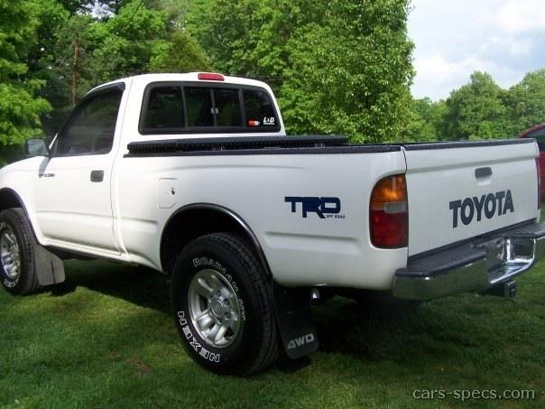 2004 Toyota Tacoma Regular Cab