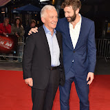 OIC - ENTSIMAGES.COM - David Walsh  and Chris O'Dowd at the  LFF: The Program - Debate gala in London 10th October 2015 Photo Mobis Photos/OIC 0203 174 1069