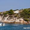 Платаници, Ситония, отново това красиво синьо море