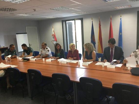 Disminuyen las infracciones penales en Aranjuez en 2015