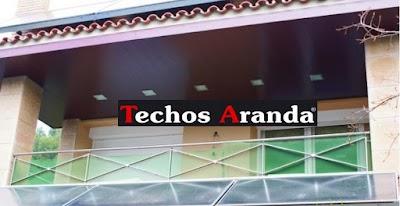 Fabricantes de techos de aluminio Madrid