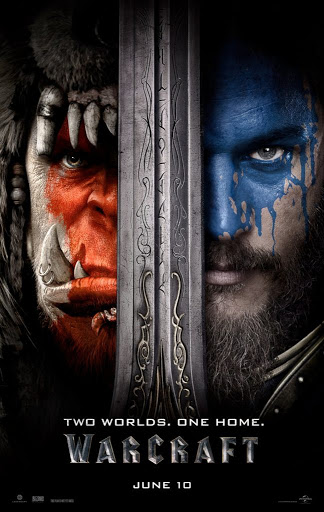 Warcraft: Η Σύγκρουση Δύο Κόσμων (Warcraft) Poster