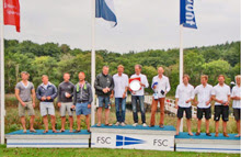 J/24 German Open winners in Flensburg, Germany