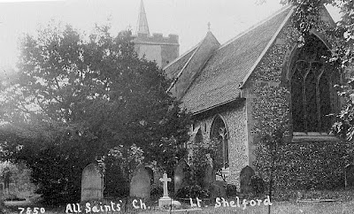 All Saint's Church, Church Street, Little Shelford