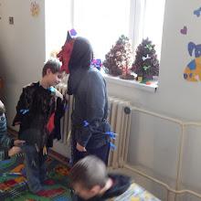 Mikuláš v MŠ, čertovské odpoledne v družině