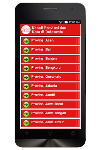 Provinsi Indonesia