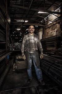 Istanbul metal workplace