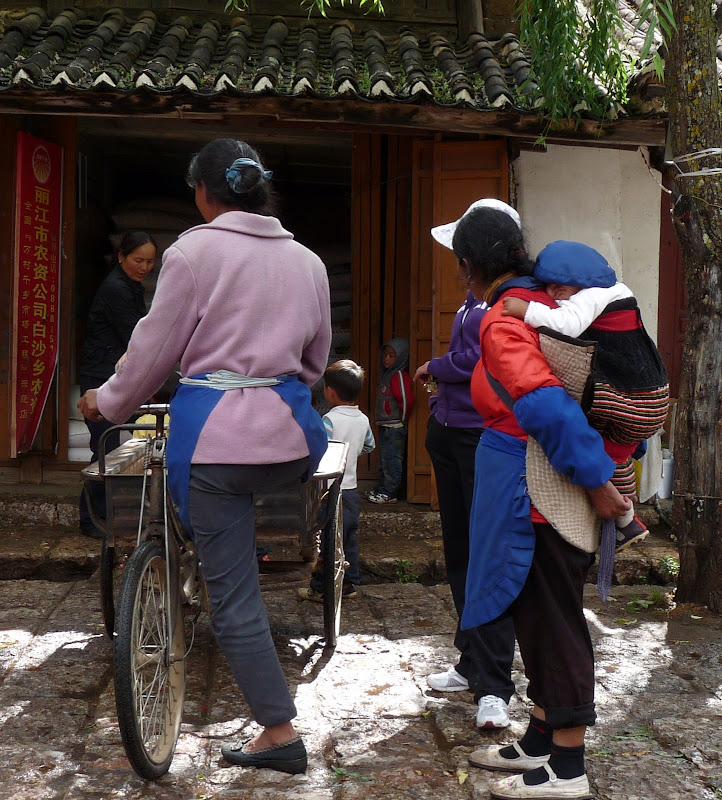 Chine. Yunnan.LIJIANG , Dragon snow mountain,puis lac LUGU - P1230851.JPG